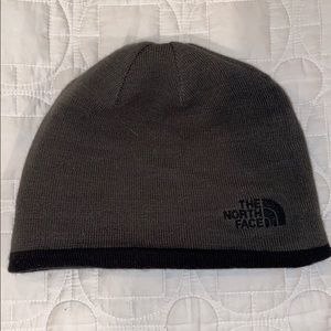 THE NORTH FACE reversible winter hat